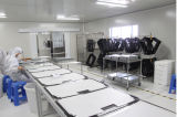 Airshower material para a sala de limpeza do painel do diodo emissor de luz