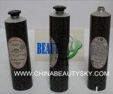 Kosmetisches Karosserien-Haut-Sorgfalt-verpackenweiche, das zusammenklappbares Aluminiumgefäß verpackt