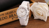 Dame Ceramic Wristwatch met Mineraal Glas