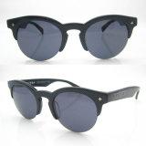 Meio Rim Fashion Hand - óculos de sol feitos de Acetate