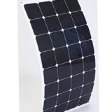 Panneau solaire flexible 150W 200W 250W de Sunpower 100W d'offre de constructeurs