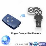 Distant électrique compatible Keyfob de porte de technologies de Roger