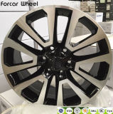 Alumínio para a borda 139.7 da roda da liga do carro da roda de Toyota