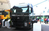 Double Sleeping Berth C100 400HP 6X4 Tractor Head/Trailer Head/Tractor Truck /Truck Head Euro 4를 가진 상한 Refined Iveco Hongyan High Roof