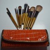 El maquillaje decorativo 12 junta las piezas de los cepillos (SM-M160)