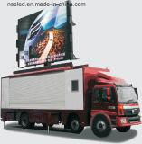 P6, P8, P10, camion mobile P16/LED mobile esterno che fa pubblicità alla visualizzazione