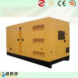 Gruppo elettrogeno diesel di potenza di motore insonorizzata 100-500kw