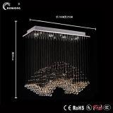 Diodo emissor de luz Light Frame Crystal Drops para candelabros