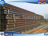 Viga de acero de H para el taller de la estructura de acero (FLM-HT-021)