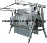 Une machine de plumeuse de volaille de forme
