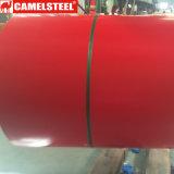 Vorgestrichener galvanisierter Stahlring für gewölbtes Dach-Blatt