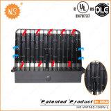 O UL Dlc alistou a luz ao ar livre da montagem da parede do diodo emissor de luz IP65 100W