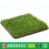 Pavimentazione del tappeto erboso ed erba artificiale con d'altezza 35 millimetri