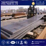 Placa de aço 1020 da Senhora carbono chapa de aço 1045 Ss400