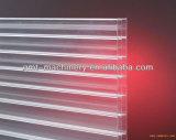 Línea hueco de la protuberancia de la hoja de PC/PP/PE/PVC