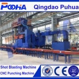 Qgw Steel Pipe Surface Shot Blasting Machine для Derusting
