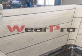 Maleficio, trazadores de líneas de cerámica del diseño del cuadrado, alta placa profesional del desgaste de la abrasión