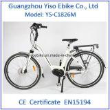 Elgant 숙녀 의 전기 비용을 부과 자전거를 위한 새로운 중앙 모터 전기 자전거