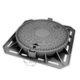Câmara de visita do ferro do molde/tampa Ductile personalizadas da água de esgoto