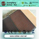 Antibeleg-Küche-Entwässerung-Gummifußboden-Matte/Antiermüdung-Gummiküche-Matte