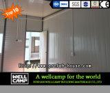 Camera prefabbricata modulare a prova di fuoco di basso costo dell'Arabia Saudita per l'accampamento Labour
