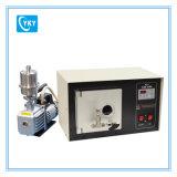 """Nettoyeur moyen de plasma avec la pompe de vide 6 """" Dx 6.5 """" L (3 litres) chambre de quartz 13.56 mégahertz, maximum 30W"""