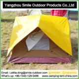 Tente résistante campante de paquet de double de dôme d'événement de vent de 2 personnes