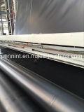 fodera Geomembrane dell'HDPE della fodera dell'HDPE di 1.5mm per l'impresa di piscicolture