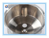 カバープレートの台紙Hzf-086のためのアルミニウム部品を押すこと