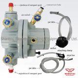 W-pneumatische Einwegmembranpumpe