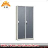 Самомоднейший шкаф одежд дверей металла 2