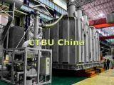 Equipamento de conservação de petróleo dieléctrico do transformador do vácuo