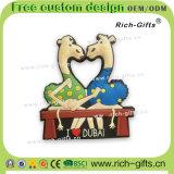 Andenken Belüftung-Kühlraum-Magnet-Karikatur-Kamel-Förderung-Geschenke Dubai (RC-DI)