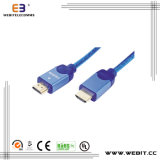 HDMI Transparent Cable HDMI Am - HDMI Am 1.4V met Ethernet