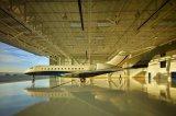 De Hangaar van het Vliegtuig van de Structuur van het metaal (kxd-SSB1324)