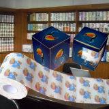 Fabricante impresso do papel higiénico em China