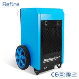 Ripristino bagnato di disgelamento automatico dell'aria dell'inondazione rapida dell'installazione del deumidificatore