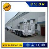 China-Transport Lowbed halb Schlussteil für Verkauf (Lowboy Schlussteil)