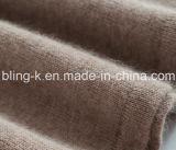 Pullover di lavoro a maglia misto lane classiche del mohair per le donne