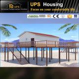 SGS에 의하여 증명서를 주는 Prefabricated Panelized 2층 별장 집 학교 교실