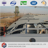 Prefabricated 가벼운 강철 구조물 버스 정류장
