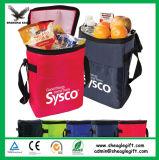 Vente en gros isolée promotionnelle faite sur commande de sac de refroidisseur de déjeuner