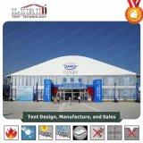 tente d'exposition de 50X60m avec le toit de voûte pour l'exposition de l'Asie