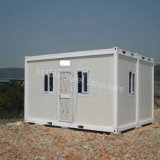 Structure en acier Sandwich Panel Prefab Dormitory of Container House