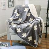 Tela de felpa manta caliente