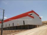 Taller prefabricado de la estructura de acero (SS-286)