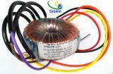 Transformateur toroïdal pour l'éclairage solaire
