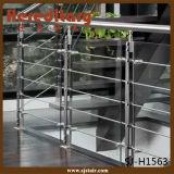Einfaches Edelstahl-Handlauf-System für Balkon (SJ-S311)