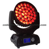 LED Moving Head Wash Zoom 37 X 10W RGBW Quad DOT Matrix (LMHWZM-1037DZ-A1 (4IN1) B)