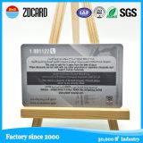 印刷できるPVCインクジェット番号ブランクの磁気ストライプのスマートカード